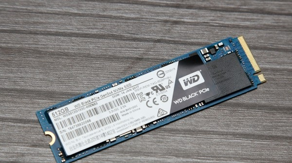 西部数据发布了新一代WD Black固态硬盘