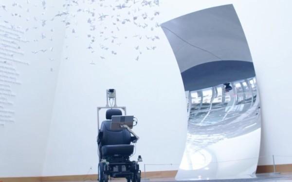 轮椅也能自动驾驶!MIT研究员给轮椅装上三颗激光雷达