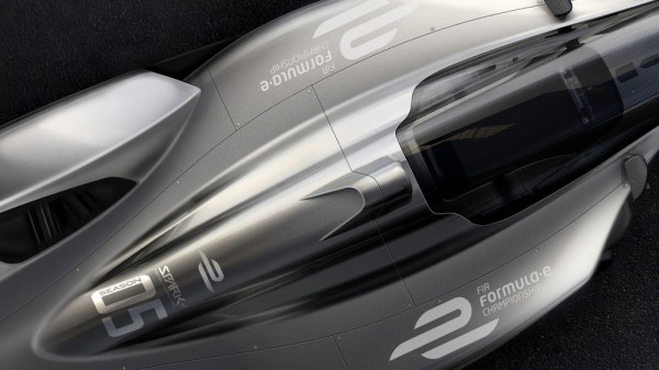 Formula E公布第五赛季赛车概念图