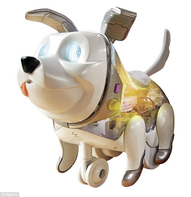 程序员培养要从娃娃抓起:小狗机器人,助孩子学习基础编码