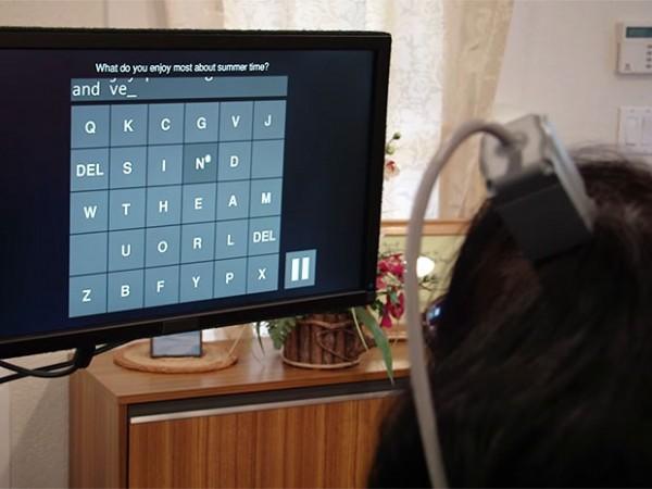 瘫痪男子大脑植入芯片 每分钟可打8个单词