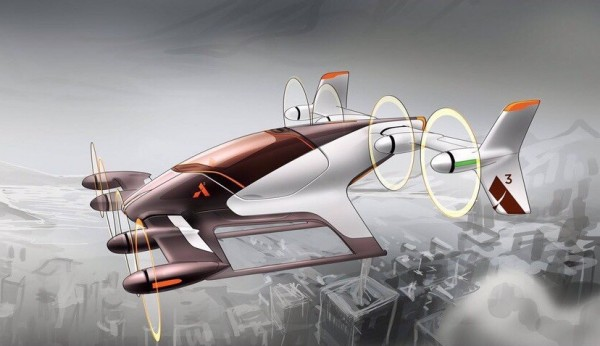 Uber开发飞行汽车项目 聘用前NASA专家