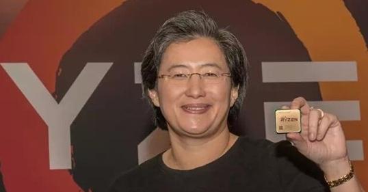 AMD发布Ryzen背后:10年来首次向Intel发起有力挑战