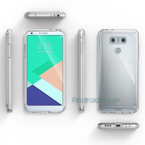 除了电池容量,LG G6 还有这些新细节曝光