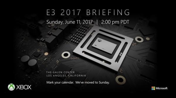 微软大招来了!Xbox天蝎座E3正式亮相:确认4K输出