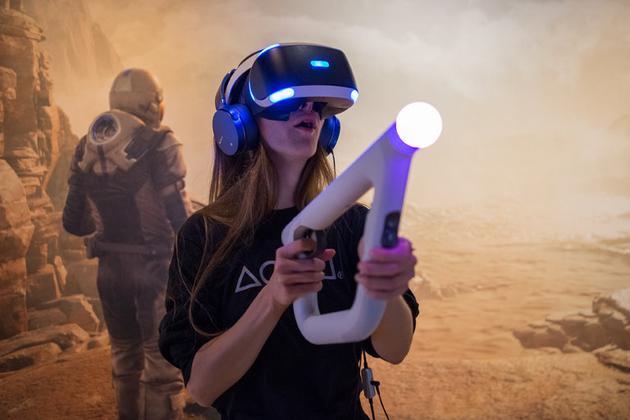 VR雷声大雨点小?PS VR可是火到连索尼自己都没想到!