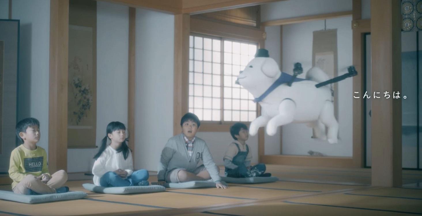 """用会飞的 """"狗狗""""作观光大使 日本奈良县推出新导游"""