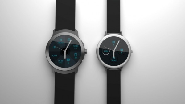 首款Android Wear 2.0手表LG Watch Sport亮相