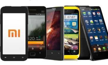 2016年莫斯科每售出三台智能手机便有两台是中国品牌