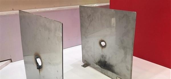 中国自主研发激光大炮:一发击穿5层钢板!