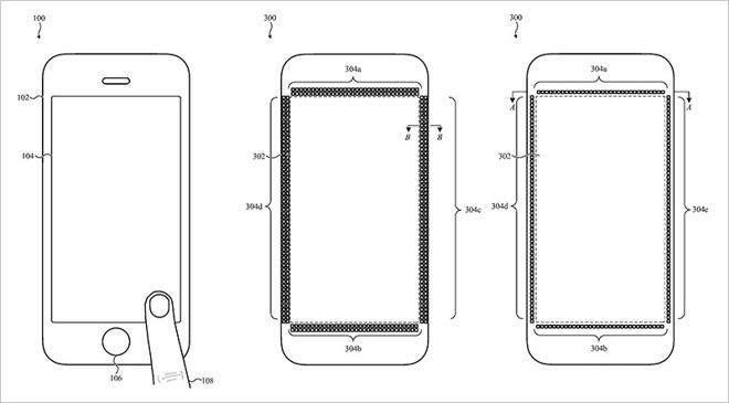 苹果成功申请新专利:声波成像取代指纹识别