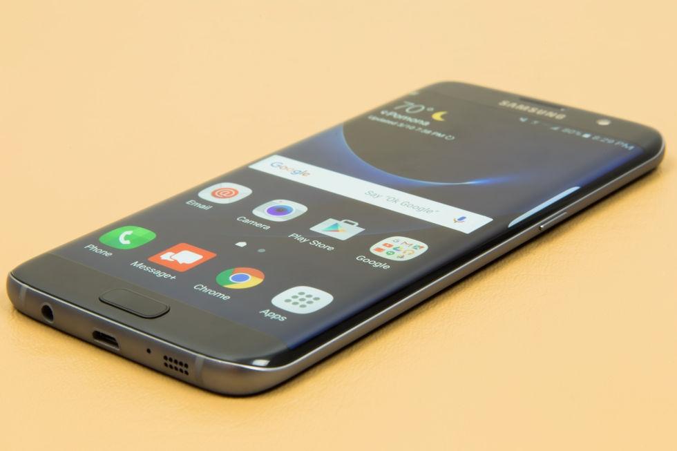 没变化?三星S7 Edge升级Android 7.0续航测试