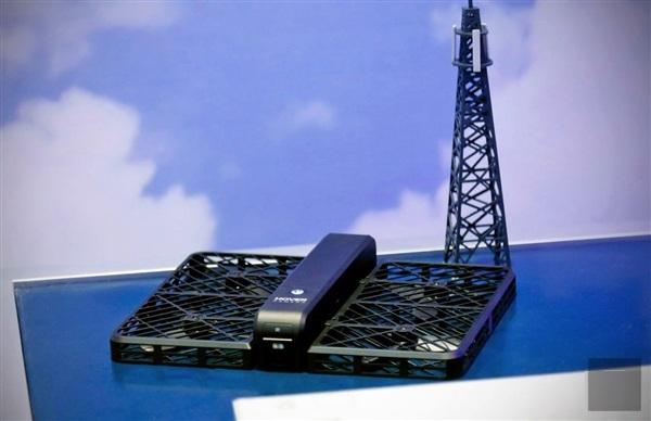 中国移动基站将支持无线充电:无人机永久不落