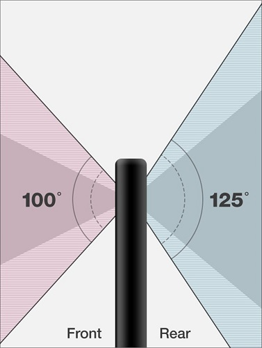 已证实!LG G6 配备后置双 1300 万像素 / 前置 100° 广角摄像头