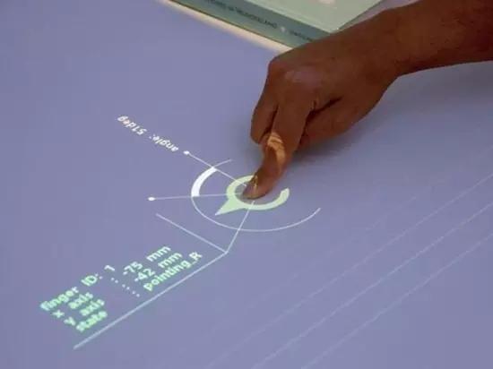 黑科技!可以把桌面瞬间变成触摸屏的投影仪!