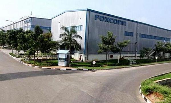 富士康印度建厂现转机 延期工厂或将重启