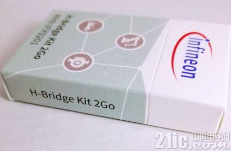 直流有刷电机驱动方案―H-Bridge Kit2 GO评测