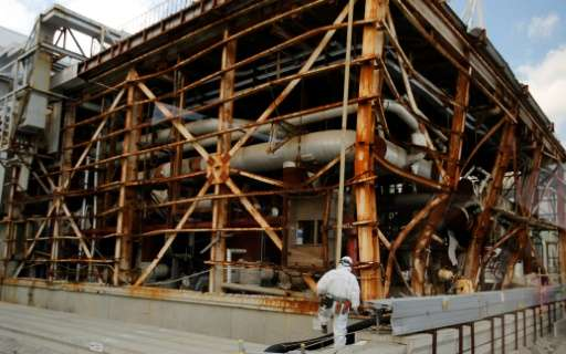 机器人也罢工?福岛核电站探测任务被迫中止
