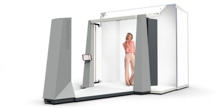 摄影师要下岗了?机器人摄像系统可以替代整个时尚摄影工作室