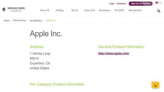 苹果加入WPC 无线充电技术有啥应用?