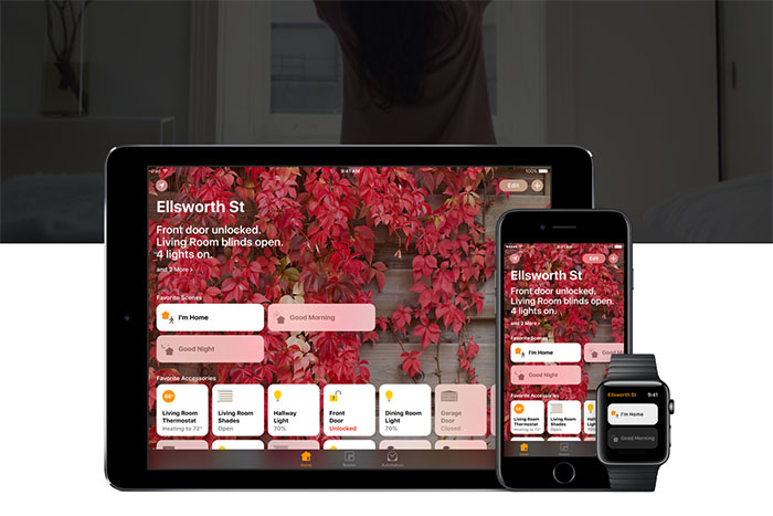 苹果的HomeKit智能家居,现在已可以让你活得像科幻片一样