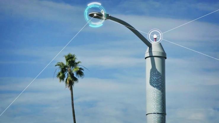 智能路灯问世!不仅可以疏散交通还能定位枪声