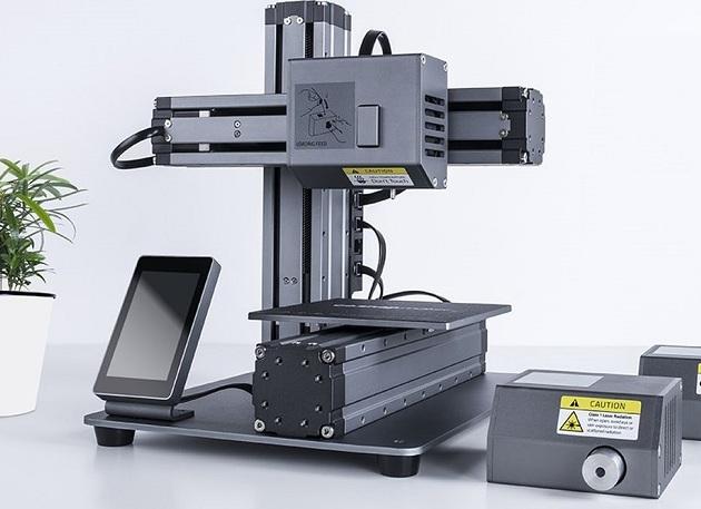 爱玩DIY?也许你需要这台三合一3D打印设备