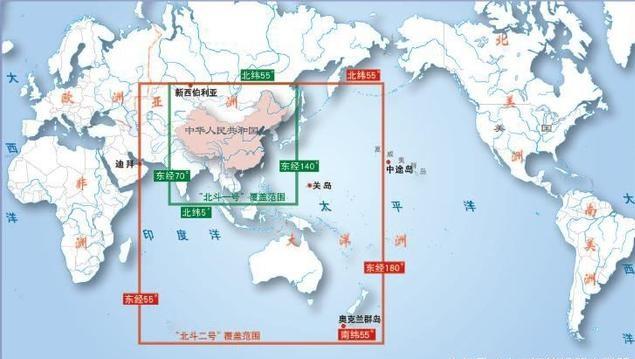 """中国""""北斗""""万米定位误差仅毫米,为什么还在用美国的GPS?"""