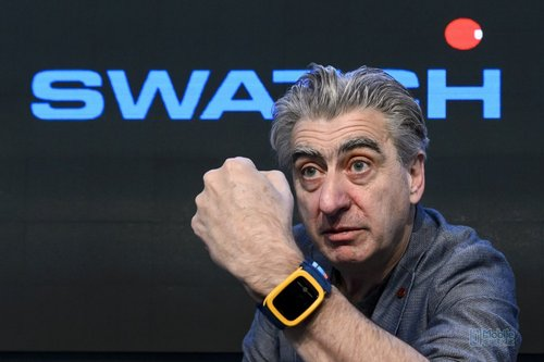 Swatch拟在2018年底前推出智能手表操作系统