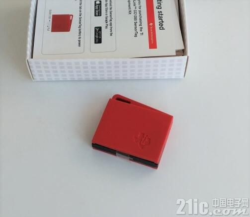 可随身携带的BLE和Sub-GHz开发套件――TI CC1350 SensorTag评测