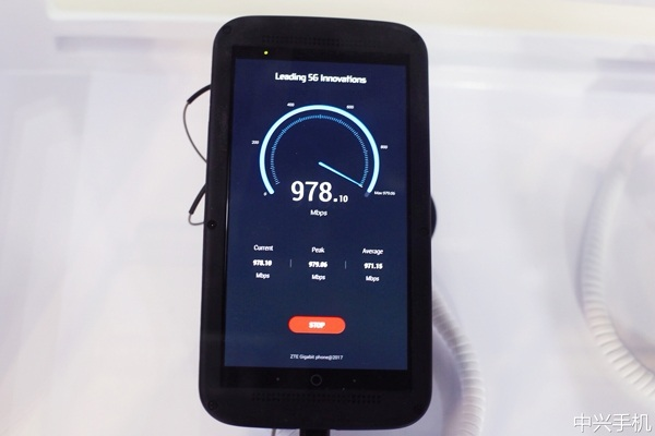 全球首款千兆手机背后揭秘:真的会秒秒钟破产