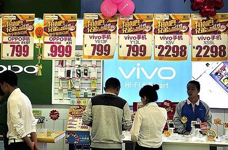 OPPO、vivo幕后老板段永平:如何在中国击败苹果