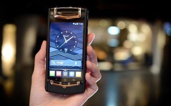 奢侈手机Vertu第三次易主:贱卖!