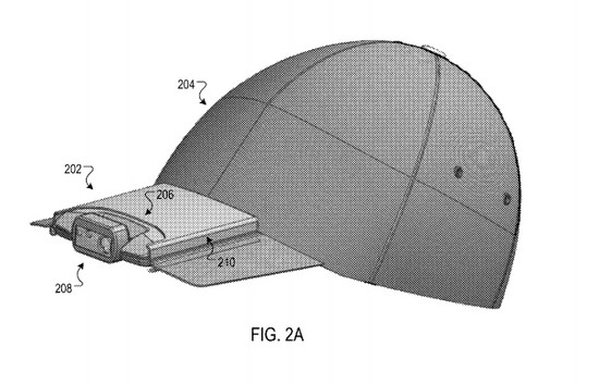 忘了Glass吧:谷歌可能准备做一款能拍照的帽子