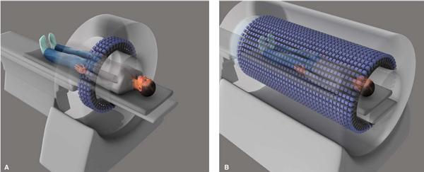 世界上第一个全身PET扫描仪,实现身体的3D成像