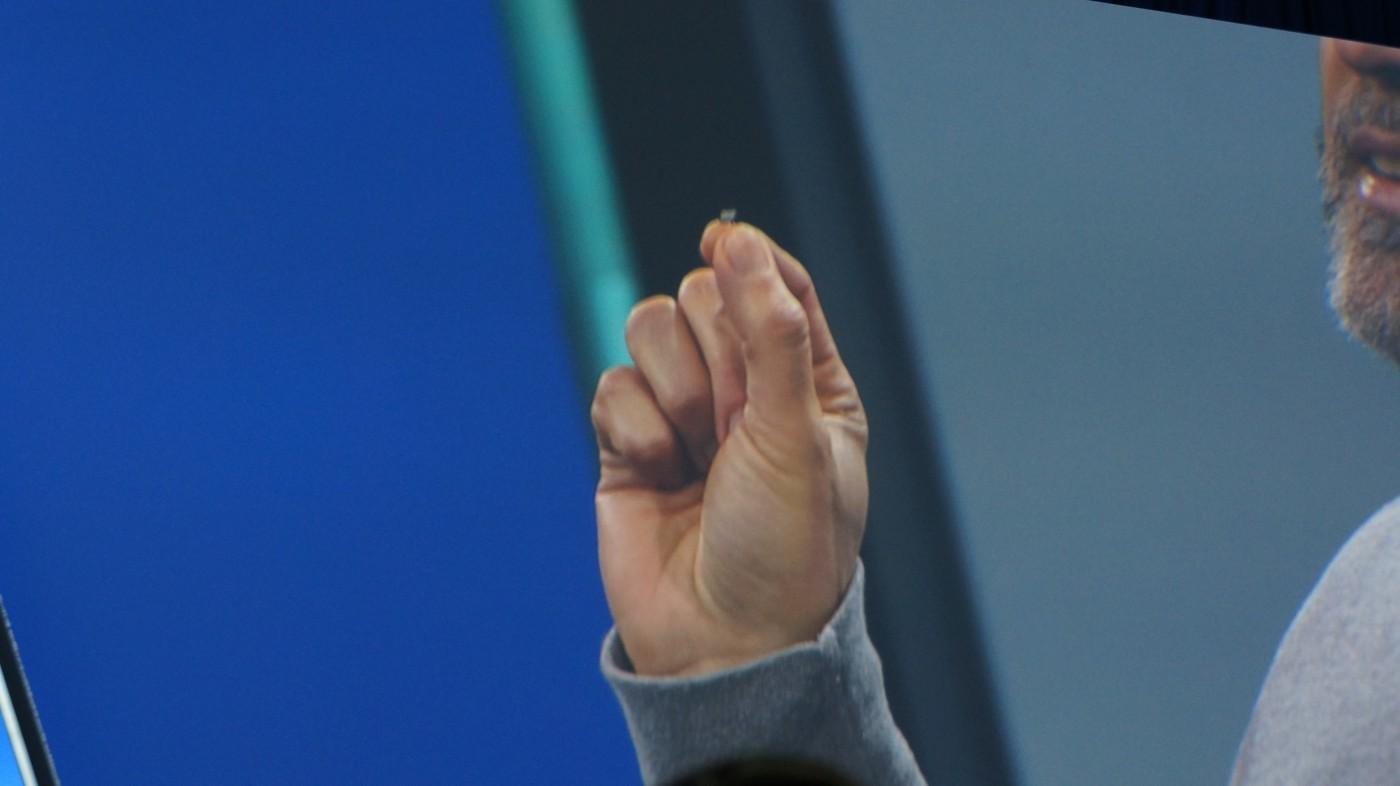 为保障云端平台的安全性 谷歌设计了新芯片Titan