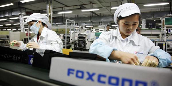 郭台铭:美国缺乏工厂需要的熟练工和供应链支持