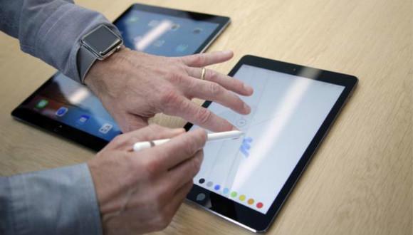苹果提前生产10.5英寸iPad Pro 为4月初发布会备足货