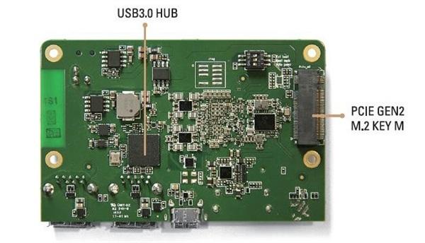 华为最新开源开发板HiKey960发布!配置超强悍