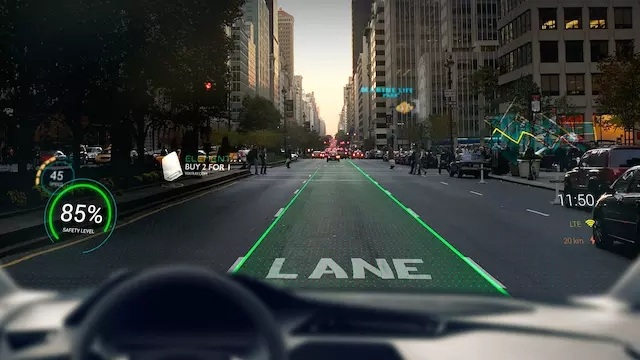 阿里在汽车领域又有新投资,这次是做车载抬头显示的公司