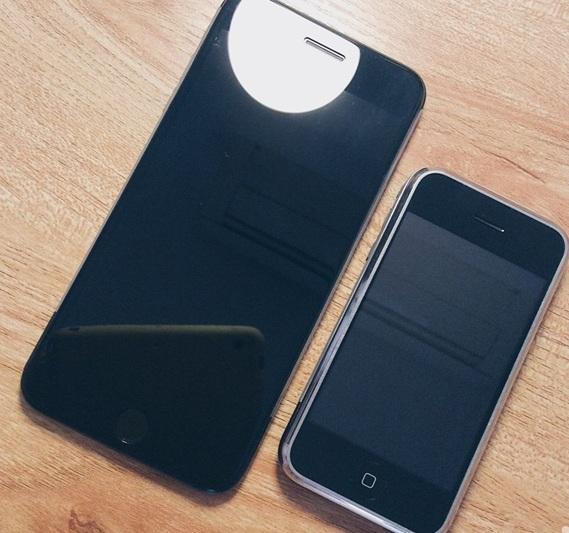 网友暴改iPhone 7成初代iPhone 效果怒赞
