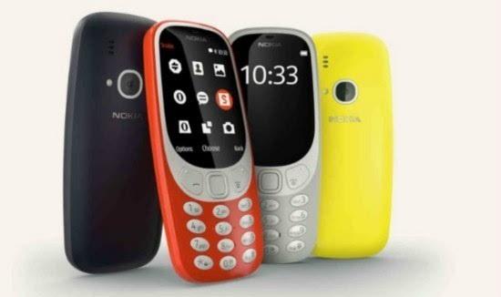 3310才不是真诺基亚,它就是个卖情怀的过气网红