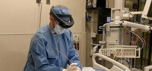 """3D打印+VR技术""给传统医疗带来新的生机"