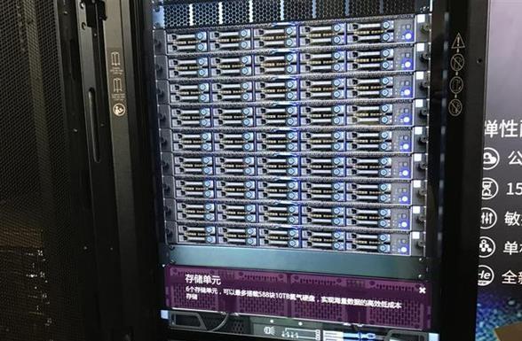 紫光西部数据四大存储新品发布!企业有福了