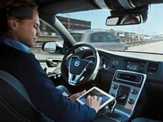 加州车管所这一新政策,解放了无人驾驶汽车司机的双手