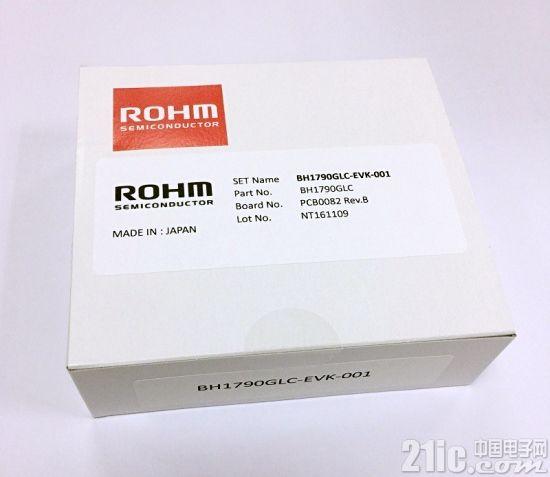 小巧、精准、超低功耗―ROHM新款脉搏波传感器评测