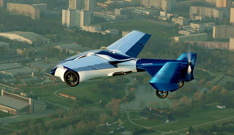 飞行汽车要来了?今年接受预订 飞行速度最快200公里/小时