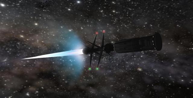 计算显示我们能够造出达到99.999%光速的火箭!