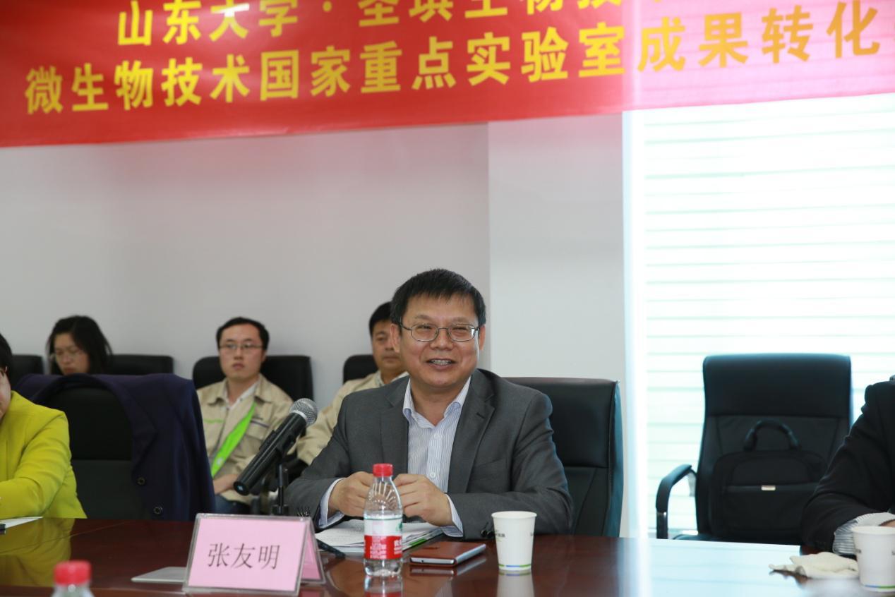 山大教授张友明:留德23年后带技术团队回国,欲重入中国籍