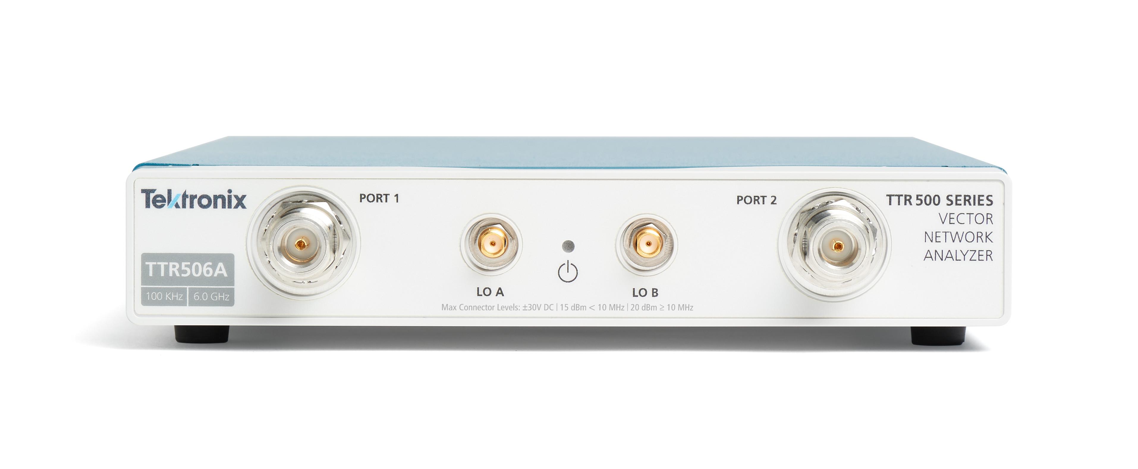 泰克推出TTR500系列USB VNA,强势进入矢量网络分析仪市场